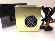 New 680 Watt 20 24 pin ATX PC Power Supply SATA PCIE PCI-E for INTEL i3/i5/i7 Vista