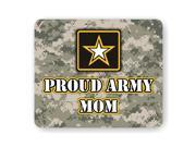 "New Style Proud Army Mom Mouse Pad 9.25"" X 7.75"" Gift For Mom"