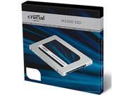 """E-buy World"" New Crucial MX200 CT250MX200SSD1 250GB 2.5"" SATA III MLC Solid State Drive (SSD)"