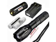 LEMAI UltraFire CREE XML T6 LED Flashlight