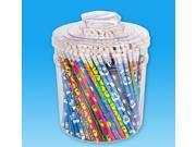 Lot Of 288 Assorted Color & Design Pencils