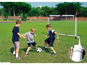 Soccer Goal & Ball Set Air Pump Portable Indoor Outdoor Futbol Child Small Size