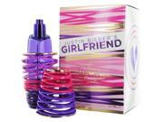 GIRLFRIEND BY JUSTIN BIEBER by Justin Bieber EAU DE PARFUM SPRAY 1.7 OZ