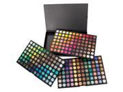 252 Colors Eye Shadow Palette 3 layers Casual Makeup Tool Salon Party Wedding Club