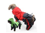New brand Pet 's gifts Western Style Windproof Waterproof Raincoat for Dogs