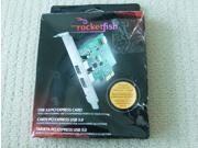 Rocketfish 2-Port USB 3.0 PCI Express Card RF-P2USB3