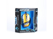 Factory Direct Sales - ESTONE Brand E-Sports Game 7 Key Game Mouse Dazzle Colour Breathing Lamp