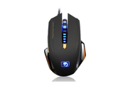 New Au Mamba Crazy Snake M393 E-Sports Laptop USB Mouse Wired Mouse Game