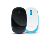New Au M218 Infinite Mouse Wireless Mouse Laptop Desktop Computers Lovely White Save Electricity Authentic Game