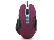 Wired Mouse Game Giant Cf Lol Special Silent Mute Increase Laptop Desktop Big Mouse
