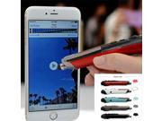 Adjustable DPI 2.4GHz Wireless Optical Pen Mouse PPT Laser Pointer Touch Screen Stylus for ipad iphone Android Phone Tablet