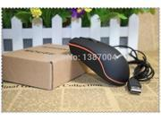 HOT SALE !Matte notebook desktop cute compact photoelectric USB Wired Scroll Game mouse For Computer Peripherals