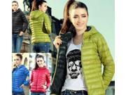 New 2014 Fashion Ladies Down Short Design Coat Winter Cotton padded Jacket Women Slim Solid Zipper Outerwear DF 081