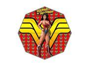 Pefect as Gift Umbrella New 2015 Cartoon Superhero Wonder Woman Printed 43.5 inch Wide Foldable Umbrella Anti Rain Durable Umbrella