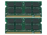 8GB Kit (4GBx2) PC2-5300 DDR2-667MHz 200-Pin SODIMM Laptop MEMORY FOR DELL LATITUDE D630