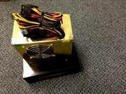 680W ATX PC Power Supply SATA PCI-E for INTEL i5/i7 Vista NEW