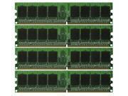 8GB 4x2GB DDR2 PC6400 LOW DENSITY PC2-6400 800MHz DESKTOP MEMORY RAM