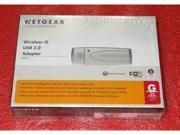 NETGEAR USB WIRELESS-G ADAPTER WG111 USB WIRELESS NETWORK ADAPTER CARD
