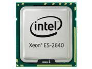 Intel Xeon E5-2640 Sandy Bridge-EP 2.5GHz LGA 2011 95W 662930-B21 Server Processor for HP DL160 Gen8