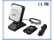 WIFISKY WS-G6100 High power wireless usb adapter 802.11g  54Mbps Realtek RTL8187L long range wifi adapter