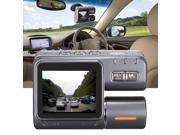 1.8''Inch FHD 1080P 170° Car Dash Camera IR Night Vision Vehicle DVR Video Recorder