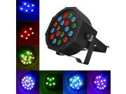 LED DMX Stage Light Disco DJ Laser Lighting Club Party Effect + 5 Control Modes