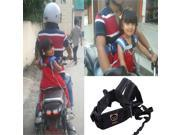 New kids Strap carrier Harness Safety Belt For Motorcycle Electric Vehicle