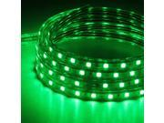 2M 5050 120 SMD Waterproof Flexible LED Decorative Light Strip Lamp For Party Wedding Hallways Stairs Trails Windows Romantic Decoration 110V