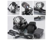 4x CREE XM-L T6 LED 5200LM Bicycle Light HeadLight HeadLamp Bike Light Lantern 3 Modes + Battery Pack + Charger