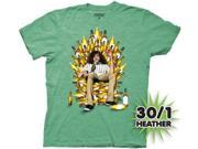 Workaholics Beer Of Thrones Adult T-Shirt XX-Large