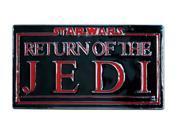 Star Wars Return Of The Jedi Belt Buckle