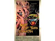 """Spooky Scenes Movie Poster Wall Sticker Not On This Earth 11"""" X 17"""""""
