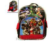 Small Backpack - Power Rangers - Team New School Book Bag Boys 379704