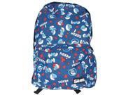 Backpack - The Smurfs - I Heart Nerds New School Bag Girls sfbk0002