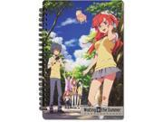 Notebook - Waiting in the Summer - New Group Stationery Licensed ge43000