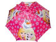 Umbrella - Disney - Frozen Elsa & Anna Sisters Pink New 180017