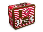 Lunch Box - Tootsie - I Love Tootsie Roll New Metal Tin Case tlb0046