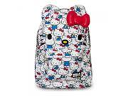 Backpack - Hello Kitty - Vintage Print New Licensed Gifts sanbk0199