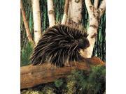 Hand Puppet - Folkmanis - Porcupine New Animals Soft Doll Plush Toys 2378