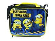 Lunch Bag - Despicable Me - Minions Play Hard Boys/Kids New S15DL21770UI