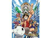 Fabric Poster - One Piece - New Onward Voyage Wall Scroll Art ge77530