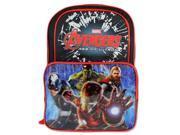 """Backpack - Marvel - Avengers Cargo 16"""" New School Bag 288707"""