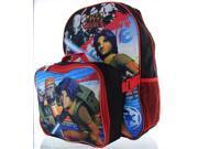 Backpack - Star Wars - Rebel w/Lunch Bag School New 054969