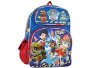 Backpack - Paw Patrol - Red/Blue New Boys School Bag 650070