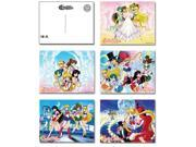 Postcard - Sailor Moon - New Post Card Toys Gifts Anime Licensed ge6267