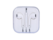 Apple OEM Best Noise Cancelling Earbuds with Remote and Mic Control for Iphone 6/6 Plus/5/5s/5c,ipad/ipad Mini,ipod Touch/ipod Nano,most Cell Phones