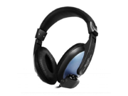 Somic dt - 2102 computer 3 d games and Skype headset with a microphone and volume control - suitable for desktop and laptop XBOX 360 headsets converter and all 3.5 mm audio stereo headphones