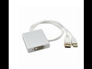 Active DisplayPort source USB power to Dual-Link 2560*1600 eyefinity DVI Adapter