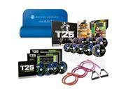 Focus T25 14DVD Deluxe Set W/Resistance Band