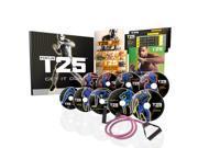 Shaun T's FOCUS T25 DVD Workout Base Kit w/Resistance Band